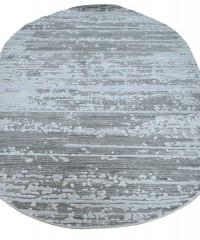 Акриловый ковер 110973 2.00х3.00 овал