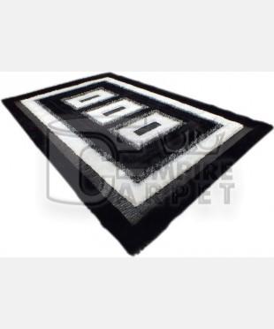 Высоковорсный ковер 103702 1.60х2.35 прямоугольный - imperiakovrov.com
