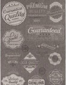 Синтетический ковер Kitchen 34605-992 - высокое качество по лучшей цене в Украине.