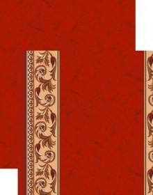 Ковровая дорожка на войлочной основе P867-45 red runner Rulon - высокое качество по лучшей цене в Украине.