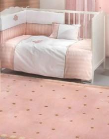 Детский ковер Saint Claire starlight-pink - высокое качество по лучшей цене в Украине.
