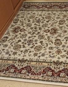 Высокоплотная ковровая дорожка Karol 7957 cream-red - высокое качество по лучшей цене в Украине.