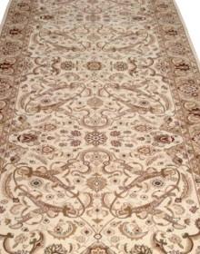 Высокоплотная ковровая дорожка Oriental 3416r cream - высокое качество по лучшей цене в Украине.