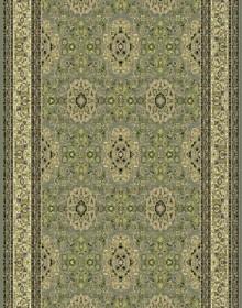 Высокоплотная ковровая дорожка Oriental 4668r green - высокое качество по лучшей цене в Украине.