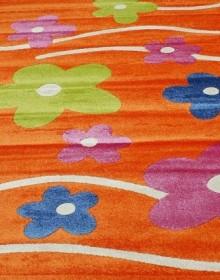 Детская ковровая дорожка Daisy Fulya 8947a  orange - высокое качество по лучшей цене в Украине.