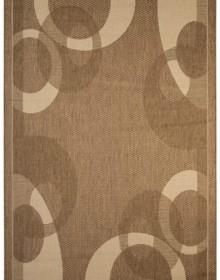 Безворсовая ковровая дорожка Sisal 0026 brown - высокое качество по лучшей цене в Украине.