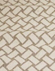 Безворсовая ковровая дорожка Sisal 2163 beige - высокое качество по лучшей цене в Украине.