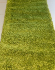 Высоковорсная ковровая дорожка Shaggy Gold 9000 green - высокое качество по лучшей цене в Украине.