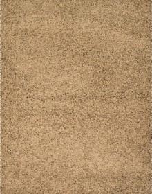 Высоковорсная ковровая дорожка Shaggy Gold 9000 beige - высокое качество по лучшей цене в Украине.