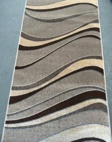 Синтетическая ковровая дорожка Daffi 13001- Volna - высокое качество по лучшей цене в Украине.