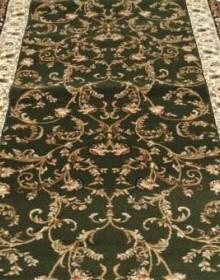 Синтетическая ковровая дорожка Selena 523-310 green - высокое качество по лучшей цене в Украине.