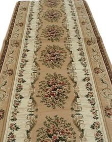 Синтетическая ковровая дорожка Selena 535-106 beige - высокое качество по лучшей цене в Украине.