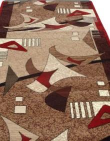 Синтетическая ковровая дорожка Silver 106-122 Euro red - высокое качество по лучшей цене в Украине.