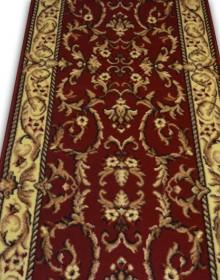 Синтетическая ковровая дорожка Silver 350-22 red - высокое качество по лучшей цене в Украине.
