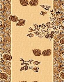 Синтетическая ковровая дорожка Zeynep 501 BEIGE - высокое качество по лучшей цене в Украине.