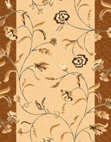 Синтетическая ковровая дорожка Zeynep 502 BEIGE - высокое качество по лучшей цене в Украине.