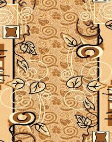 Синтетическая ковровая дорожка Zeynep 505 BEIGE - высокое качество по лучшей цене в Украине.
