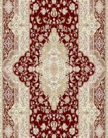Высокоплотная ковровая дорожка Mashhad 0514 red - высокое качество по лучшей цене в Украине.