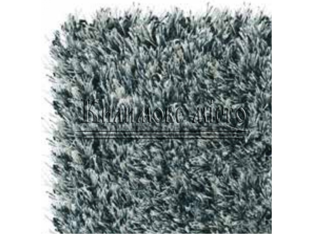 Shaggy Carpet Opal Cosy 66101 038 Black Silver Grey At A Low Price
