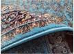 Иранский ковер Silky Collection (D-015/1069 blue) - высокое качество по лучшей цене в Украине - изображение 3.