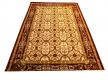 Акриловый ковер Exclusive 0386 red - высокое качество по лучшей цене в Украине