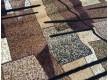 Синтетичний килим Amber 0089A KAHVE/BEJ - Висока якість за найкращою ціною в Україні - зображення 3.