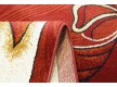 Синтетическая ковровая дорожка Selena 788 , RED - высокое качество по лучшей цене в Украине - изображение 2.
