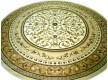Шерстяний килим Ermitage 265-1659 - Висока якість за найкращою ціною в Україні - зображення 2.