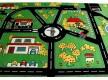 Детский ковер Kids 5519 , GREEN - высокое качество по лучшей цене в Украине - изображение 3.