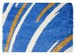 Высоковорсная ковровая дорожка First Shaggy 1198 , BLUE - высокое качество по лучшей цене в Украине - изображение 2.