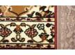Синтетическая ковровая дорожка Almira 2348 Red-Cream Рулон - высокое качество по лучшей цене в Украине - изображение 3.