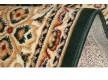 Синтетическая ковровая дорожка Almira 2304 Green-Cream Рулон - высокое качество по лучшей цене в Украине - изображение 3.