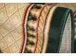 Синтетическая ковровая дорожка Almira 2356 Green-Cream Рулон - высокое качество по лучшей цене в Украине - изображение 2.