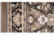 Синтетическая ковровая дорожка Almira 2823 Hardal-Siyah Рулон - высокое качество по лучшей цене в Украине - изображение 3.