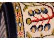 Синтетическая ковровая дорожка Tamir Navy-Blue Рулон - высокое качество по лучшей цене в Украине - изображение 3.