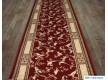 Синтетическая ковровая дорожка Super Elmas 2511C red-ivory - высокое качество по лучшей цене в Украине