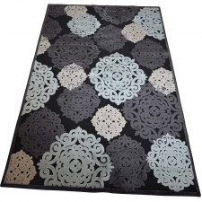 Viscose carpets