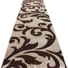 Synthetic runner carpets