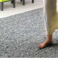 Advantages lint free carpeting