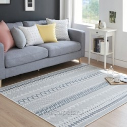 Циновка - это практичные безворсовые ковры