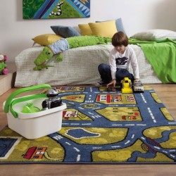 Children's carpet: pros and cons