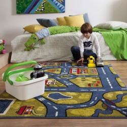 Детский ковролин: Все за и против