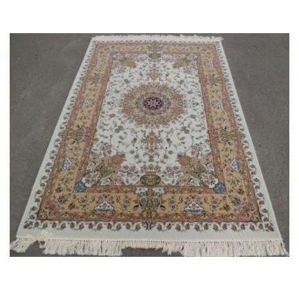 Иранский ковер Shah Kar Collection (Y-009/8001 cream) - высокое качество по лучшей цене в Украине.