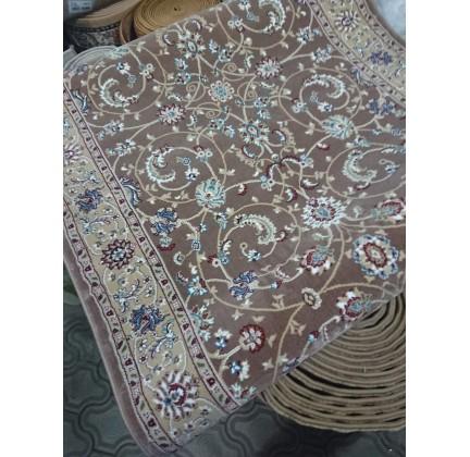 Высокоплотная ковровая дорожка Ottoman 0917 коричневый - высокое качество по лучшей цене в Украине.