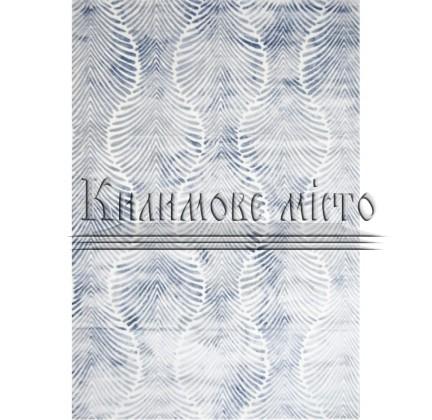 Акриловый ковер ALLURE 13994 BLUE - высокое качество по лучшей цене в Украине.