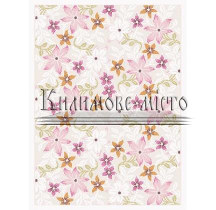 Акриловый ковер Artemis 1 326 , CREAM PINK - высокое качество по лучшей цене в Украине.