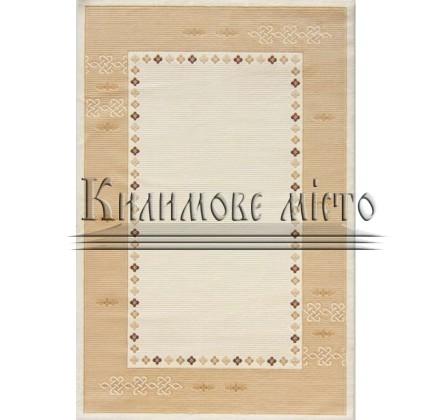 Акриловый ковер Azora 9806A cream - высокое качество по лучшей цене в Украине.