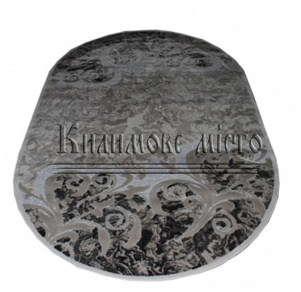 Акриловый ковер Boyut 0008 gri - высокое качество по лучшей цене в Украине.