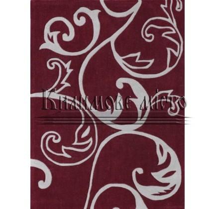 Акриловый ковер Eden Emma Aubergine ED 09 - высокое качество по лучшей цене в Украине.