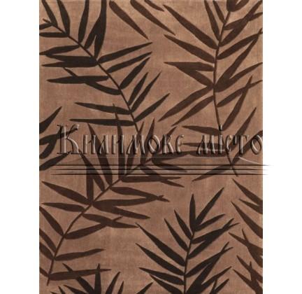 Акриловый ковер Eden Palm Chocolate ED 04 - высокое качество по лучшей цене в Украине.